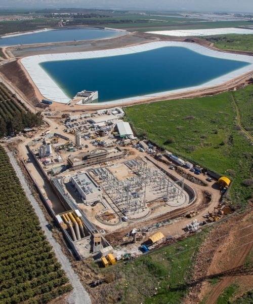 Gilboa Pumped Storage Power Plant